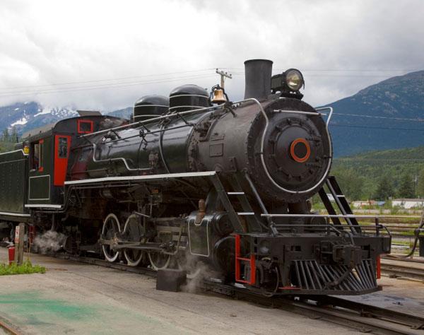 California Roaring Camp Railroad